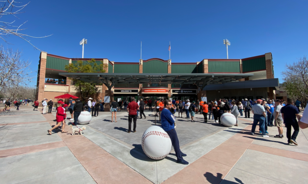 Giants to bring several top prospects to Spring Training