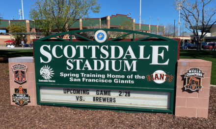 Thoughts on the Scottsdale Stadium 2020 Renovations