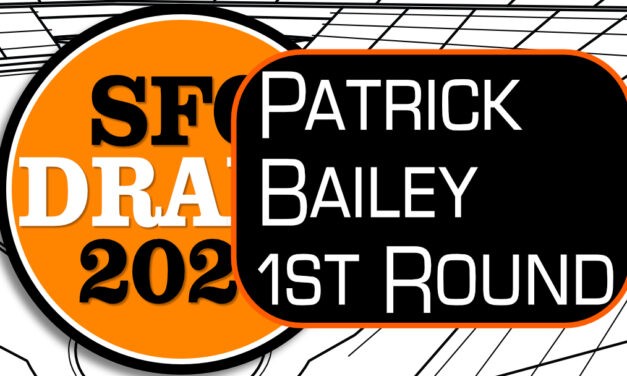 Giants Surprise Many, Take Catcher Patrick Bailey in the First Round