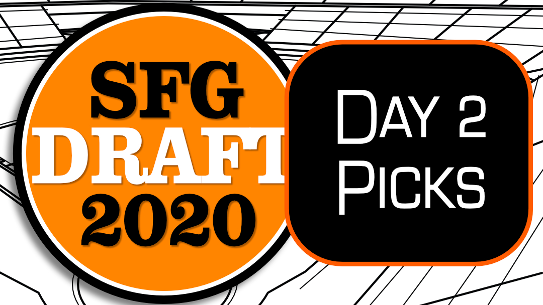 SF Giants Day 2 Picks – 2020 Draft