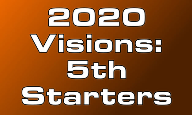 2020 Visions: The End of the 5th Starter