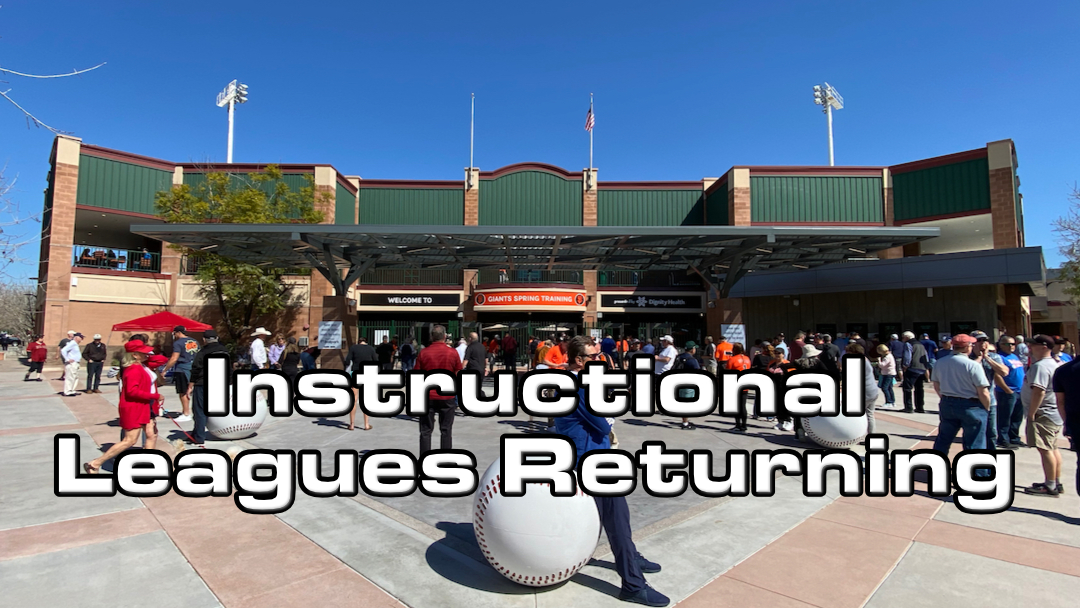 MLB to Allow Fall Instructional Leagues