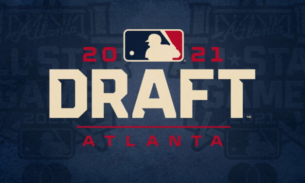 The Giants will draft #14 in the 2021 MLB Draft