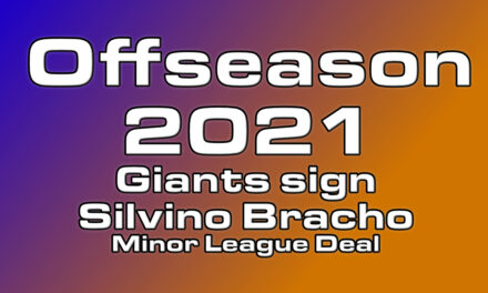 Giants sign RHP Bracho to a minor league deal
