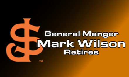 San Jose General Manager Mark Wilson Retires
