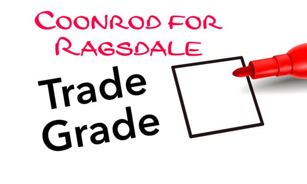 Trade Grade – Coonrod for Ragsdale