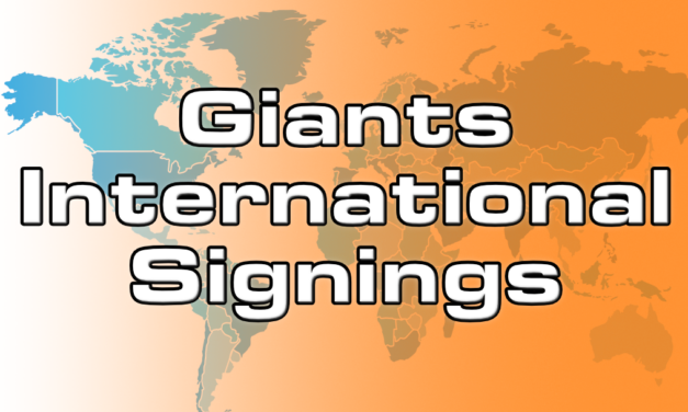Rumor: Giants to give first big international bonus since Luciano