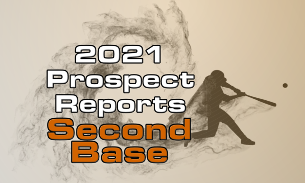 2021 Top Second Base Prospect Rankings