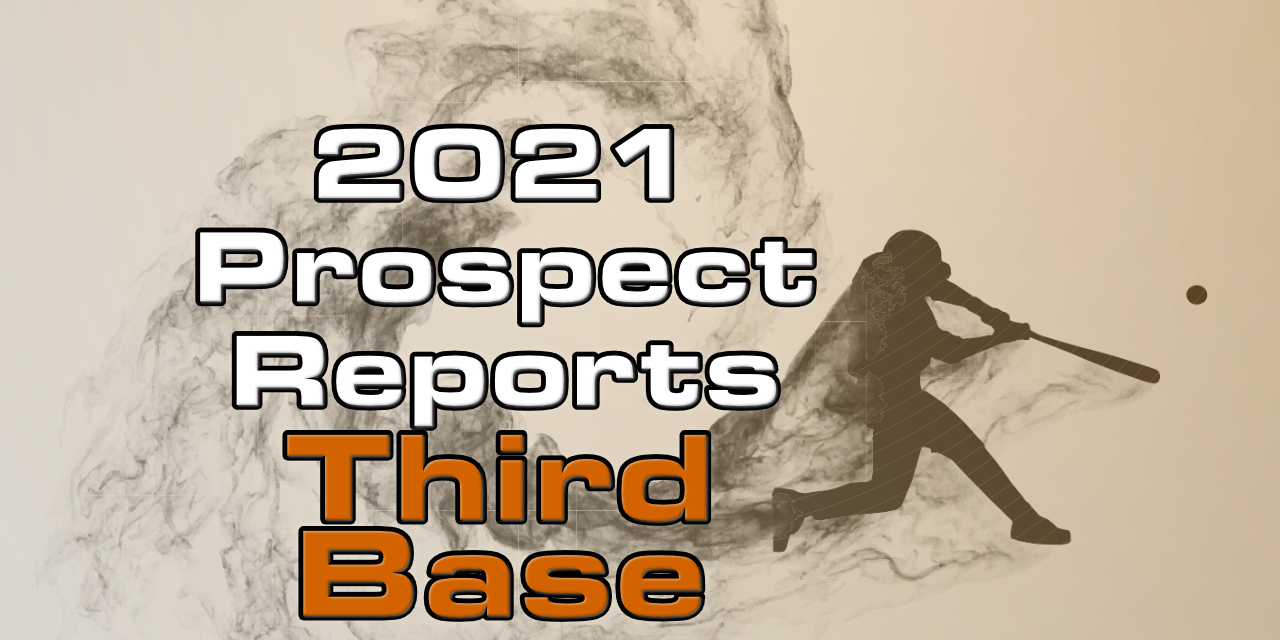 2021 Top Third Base Prospect Rankings