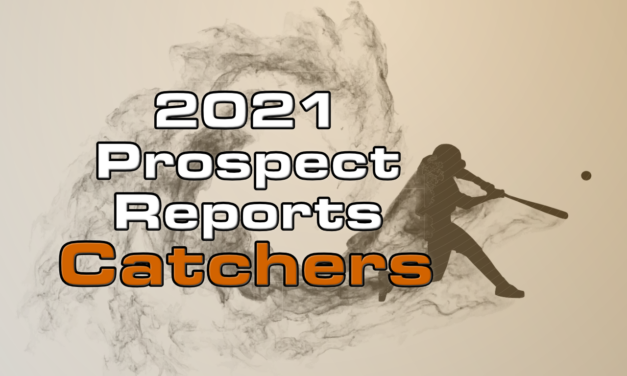 2021 Top Catcher Prospect Rankings