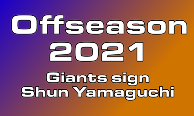 Report: Yamaguchi latest pitcher picked up by the Giants