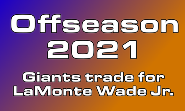 Giants trade Anderson for Twins OF Prospect Lamonte Wade Jr.