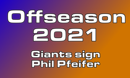 Giants sign lefty Pfeifer, with ties to Kapler, others