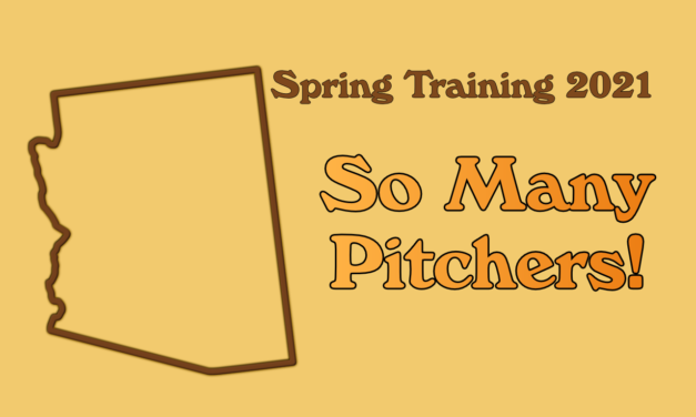 Sorting Out All The Pitchers in the Giants Camp