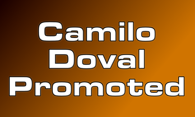 Giants call up top prospect Camilo Doval to bullpen