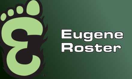 Eugene Emeralds Roster: First Rounders Rule