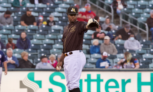 Giants Pitching Prospect Gregory Santos suspended 80 games