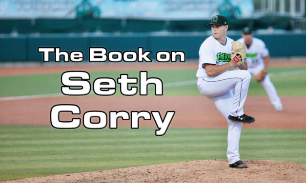 The Book on Seth Corry