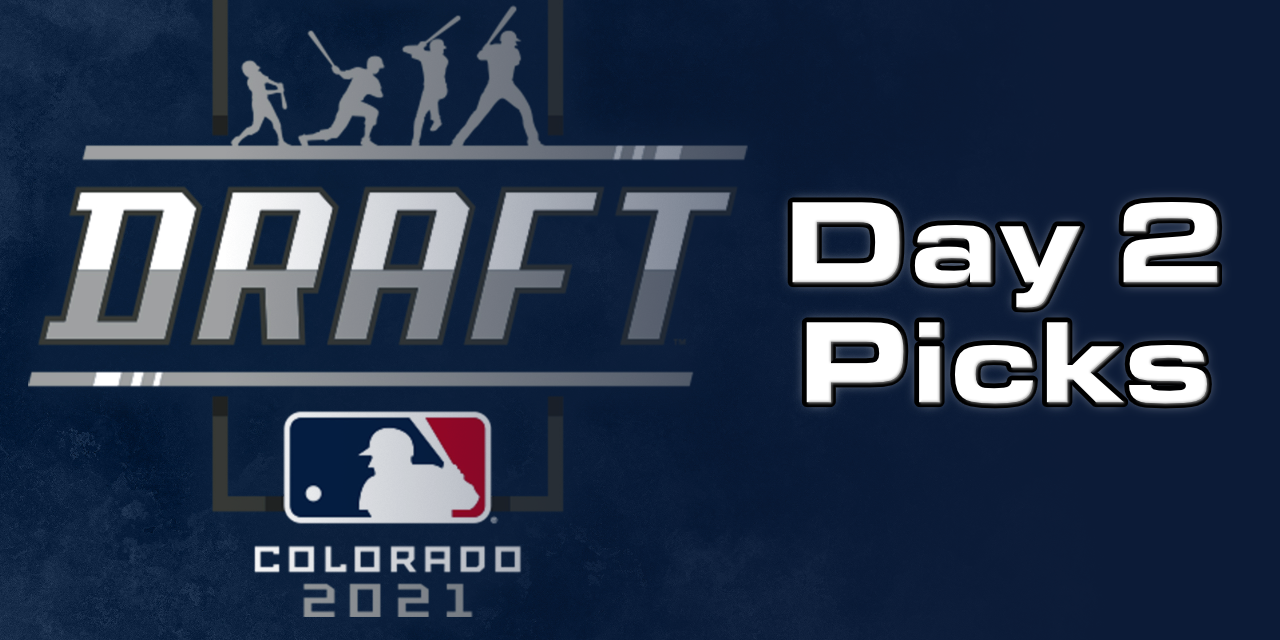 SF Giants 2021 Draft Day 2 – Pitchers Galore!
