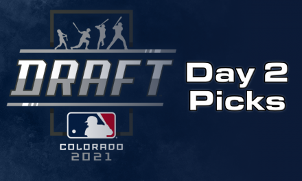 Giants 2021 Draft Day 3 Results